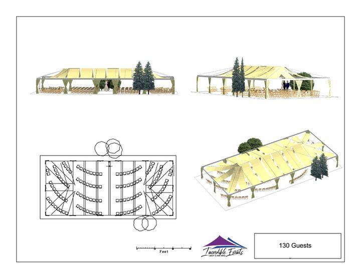 Tmx 30x70 1 Plan 51 473858 162095916915960 Bend, OR wedding rental