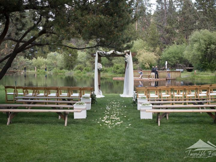 Tmx Aspen Hall Arch Chairs Benches 51 473858 162095925342385 Bend, OR wedding rental