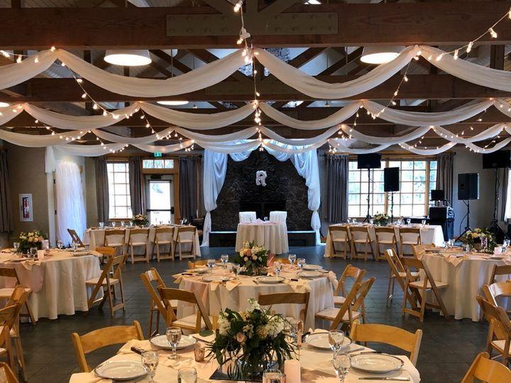 Tmx Aspen Hall Lighting Decor Chairs Tables 51 473858 162095930515217 Bend, OR wedding rental