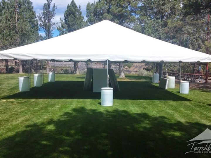 Tmx Canopy With Water Ballast 51 473858 162095971281735 Bend, OR wedding rental