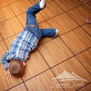 Tmx Dance Floor Teak 51 473858 162095971423183 Bend, OR wedding rental