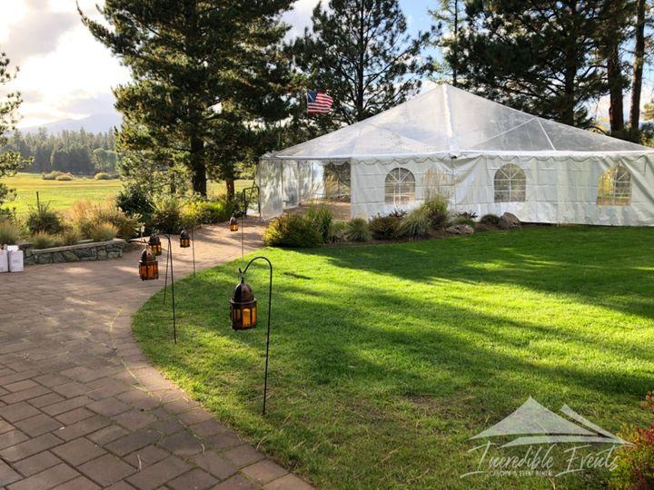 Tmx Hom 30x30 Clear With Window Sidewall 51 473858 162095987175002 Bend, OR wedding rental