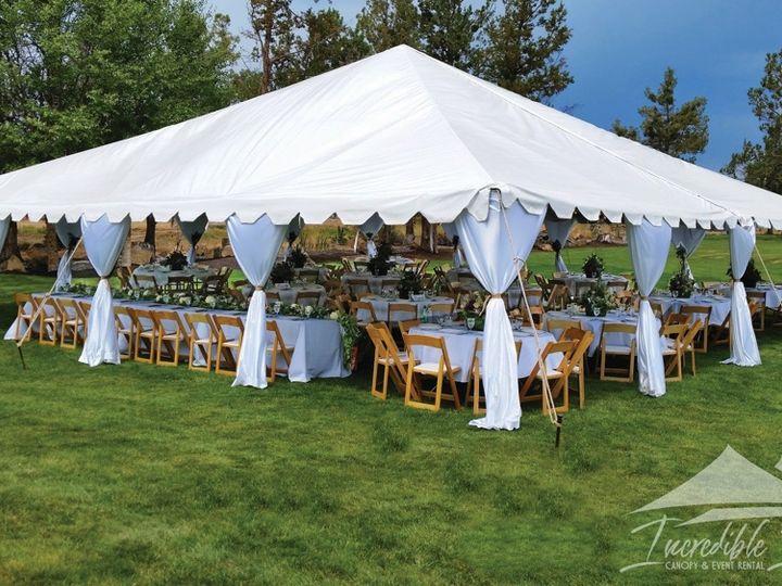 Tmx Pr 40x40 Canopy With Decor 51 473858 162095991915488 Bend, OR wedding rental