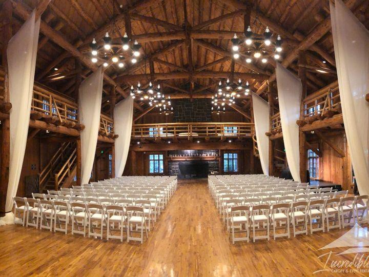 Tmx Sunriver Great Hall Decor 3 51 473858 162096015888407 Bend, OR wedding rental