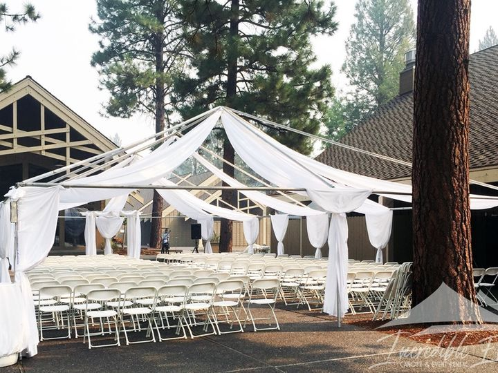 Tmx Widgi Creek Frame With White Satin 51 473858 162096027096981 Bend, OR wedding rental