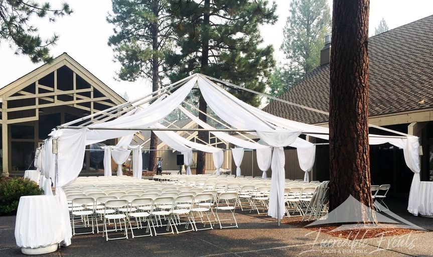 Tipis and marquees