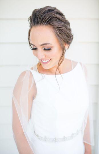 Bridal Airbrush and Hair