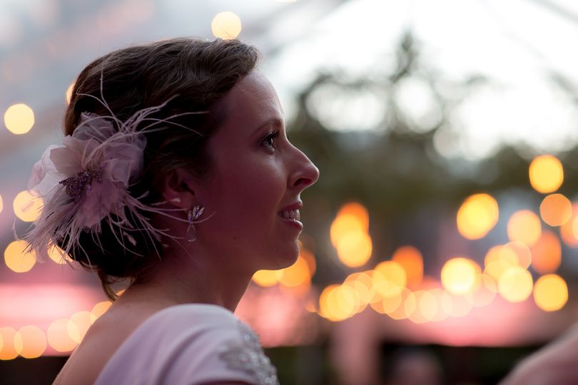 Savannah Bride Portrait