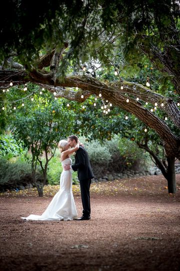 Beringer Winery Napa Wedding