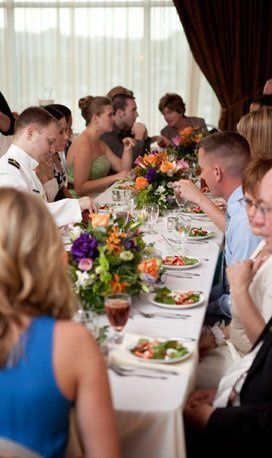 Tmx 1358279238927 Kingstablesetupwoodroom Chesapeake, VA wedding catering