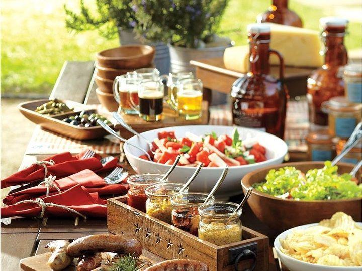 Tmx 1447704607981 Backyard Bbq Party Chesapeake, VA wedding catering