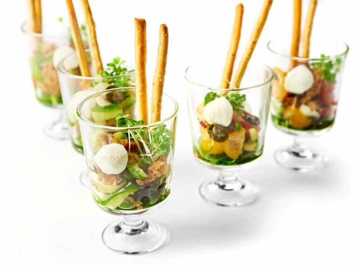 Tmx 1447705193579 Panzarella Salad Glass Chesapeake, VA wedding catering