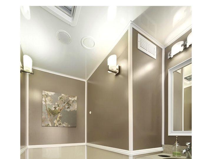 Tmx 1510161690785 Restroom Trailer Inside Jpeg Bradford, VT wedding rental