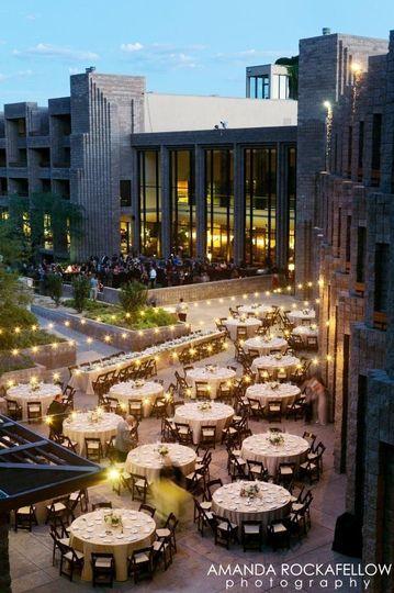 Bill's Grill Patio- Outdoor Reception Venue- Seats up to 180 guestsAmanda Rockafellow Photography