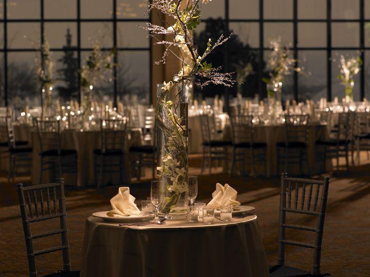 zermatt bernese wedding table setting