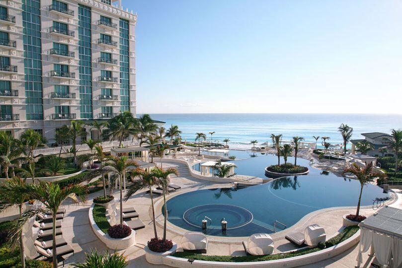 sandos cancun lifestyle resort venue cancun weddingwire