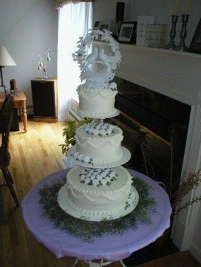 Tmx 1454365599972 P1010069 Stafford Springs wedding cake