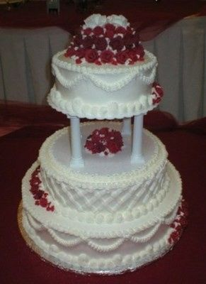 Tmx 1454365608571 P1010118 Stafford Springs wedding cake