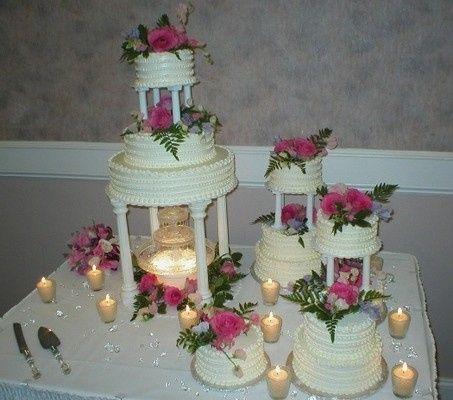 Tmx 1454365807983 P1080013 Stafford Springs wedding cake