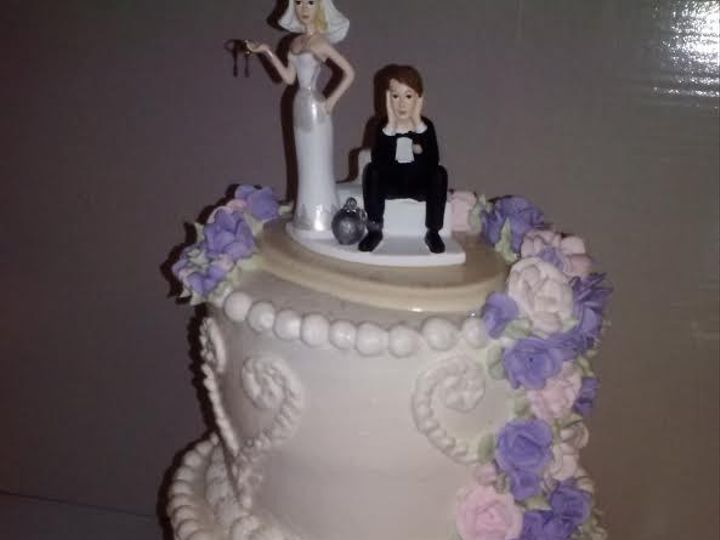 Tmx 1460479552527 Deb6 Stafford Springs wedding cake