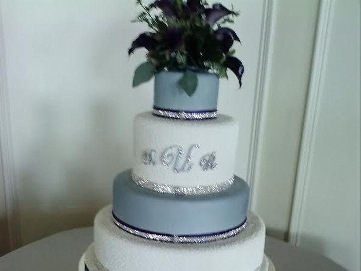 Tmx 1460479564643 Deb4 Stafford Springs wedding cake