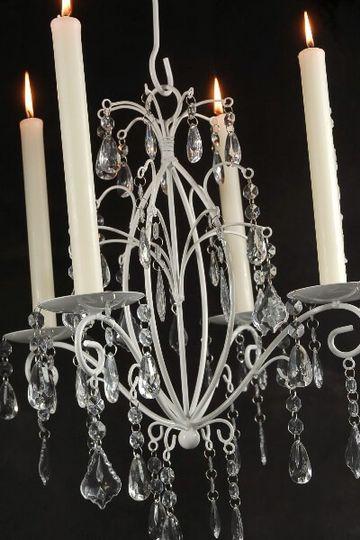 Romantic chandelier