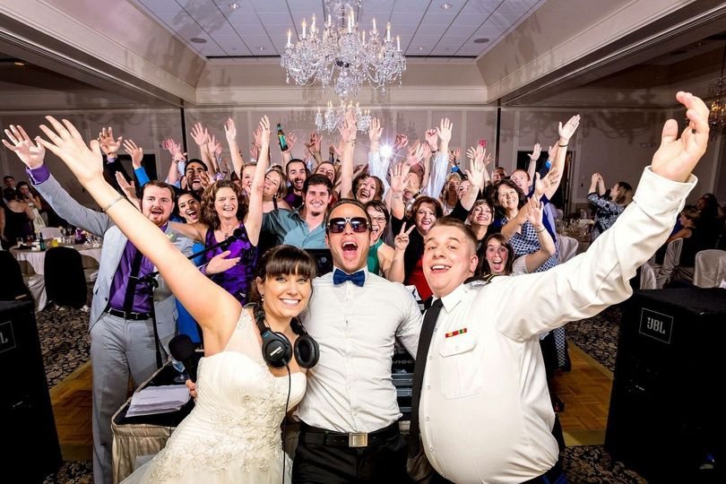 djgb dani white wedding