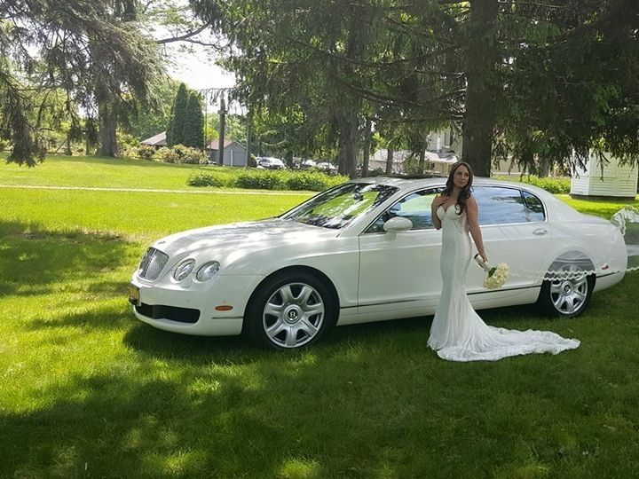 Tmx 1448047875088 Bride White Plains, NY wedding transportation
