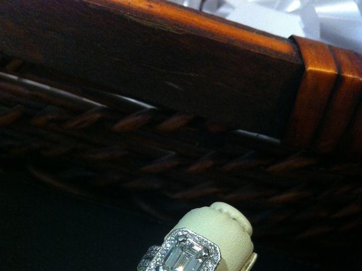 Tmx 1457044415651 Emerald E Ring Oak Lawn wedding jewelry