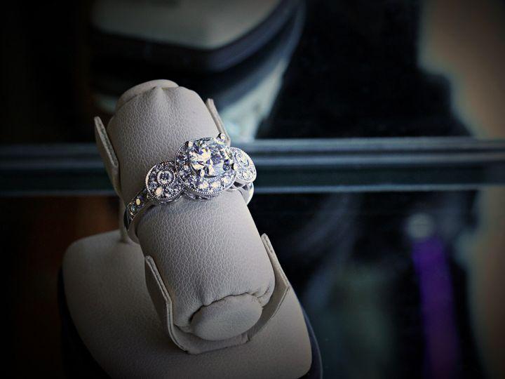 Tmx 1457044488542 Vintage 3 Stone Oak Lawn wedding jewelry