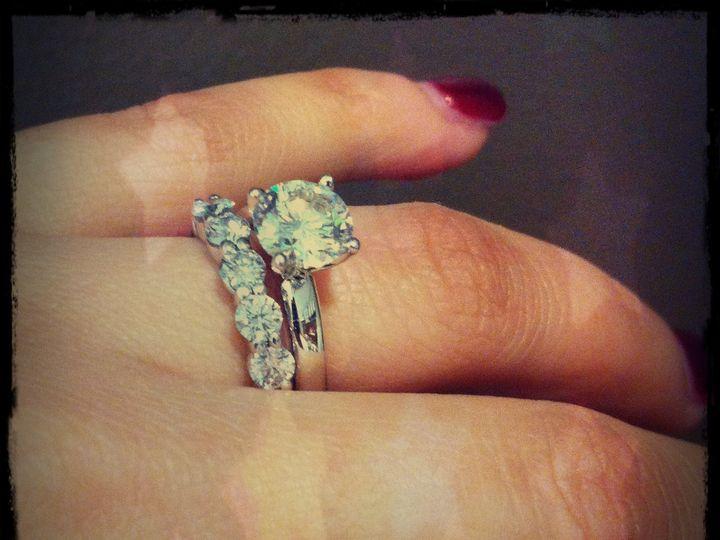 Tmx 1457045453770 Daniela E Ring Set Oak Lawn wedding jewelry
