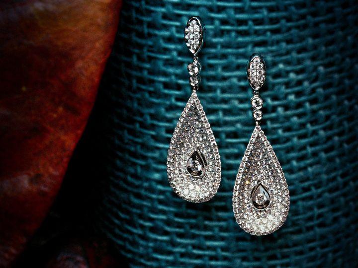 Tmx 1457045466552 Diamond Dangle Earrings Oak Lawn wedding jewelry