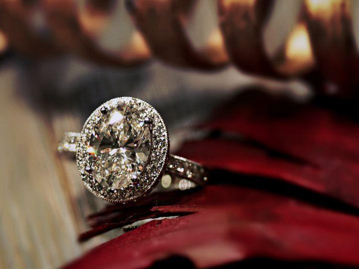 Tmx 1457045492468 Oval Halo Engagement Ring Oak Lawn wedding jewelry