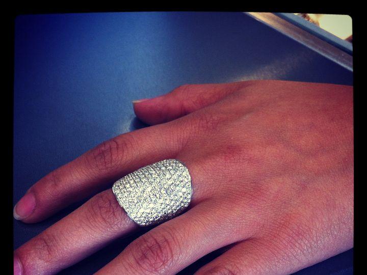 Tmx 1457045831932 Cigar Ring Oak Lawn wedding jewelry