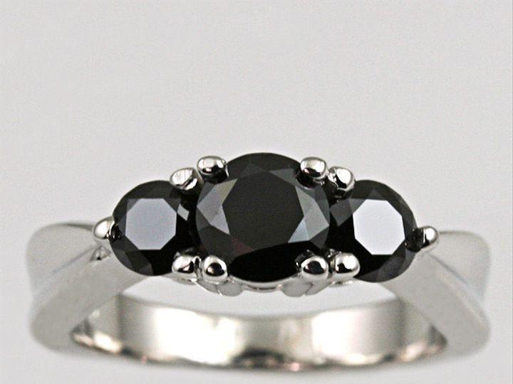 Tmx 1457046197550 Mm 758black Oak Lawn wedding jewelry