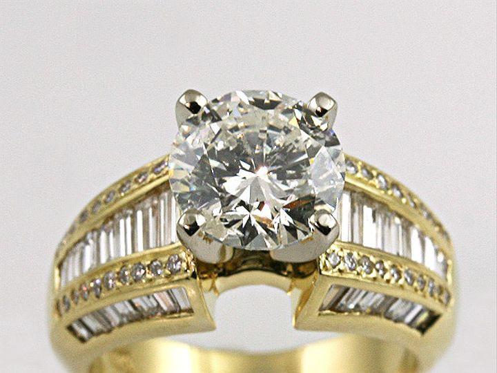 Tmx 1457046209077 Mm Custom 224 Round Oak Lawn wedding jewelry