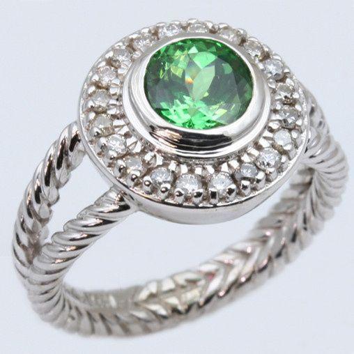 Tmx 1457046220452 Mm Custom Tsavorite Oak Lawn wedding jewelry