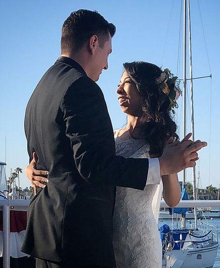 Yasmin & Josh Hurtado First Dance New Port Beach, CA