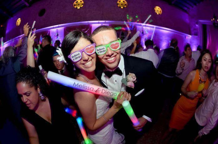 Melissa & Diego Wedding Fun