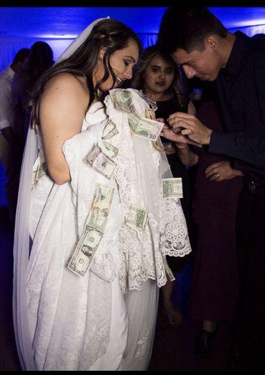 Welz Wedding Money Dance