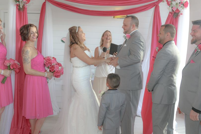 Customize Vows and Officiant