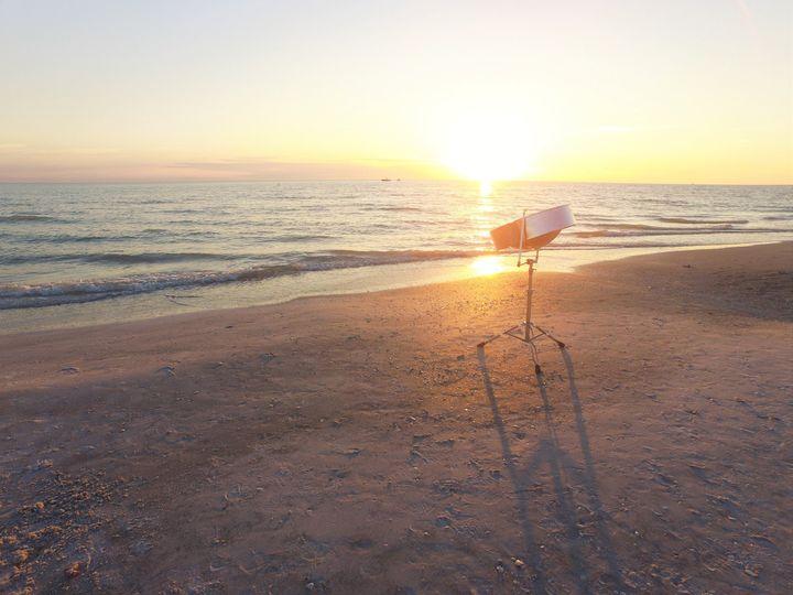 Tmx 1487646256598 Steel Drum On Beach Saint Petersburg, FL wedding dj