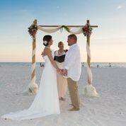 Tmx 1487649827484 Ceremony With Arch Saint Petersburg, FL wedding dj