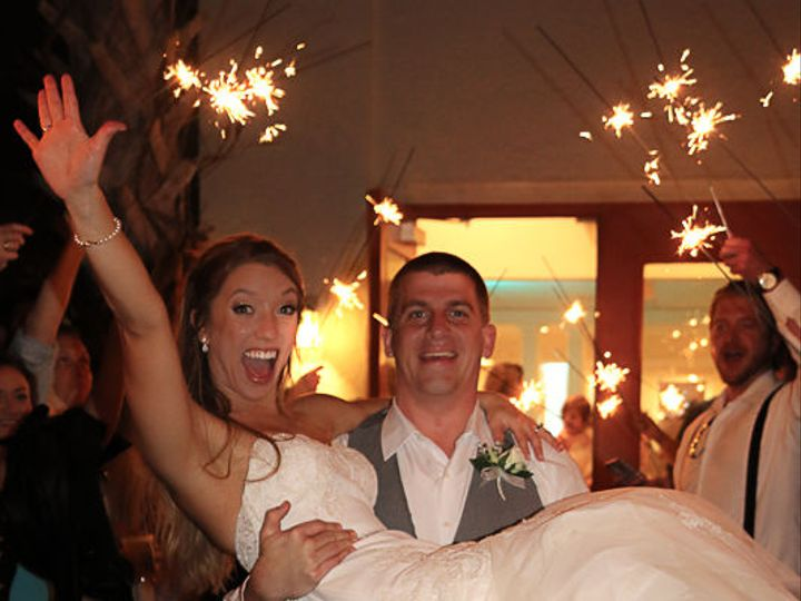Tmx 1522870029 F58373ae267bf1e8 1522870028 E6c476672f10209f 1522870028530 6 Sparklers Saint Petersburg, FL wedding dj