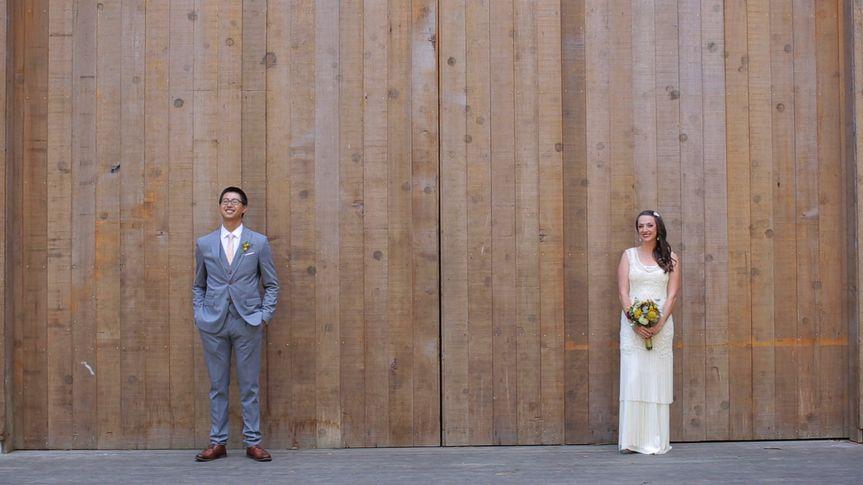 Stern Grove Wedding, San Francisco, CA