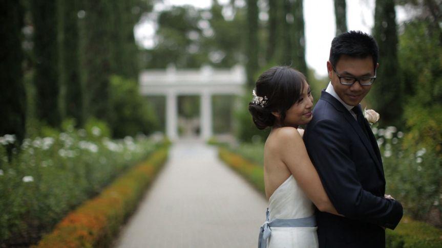 Villa Montalvo Wedding, Saratoga, CA
