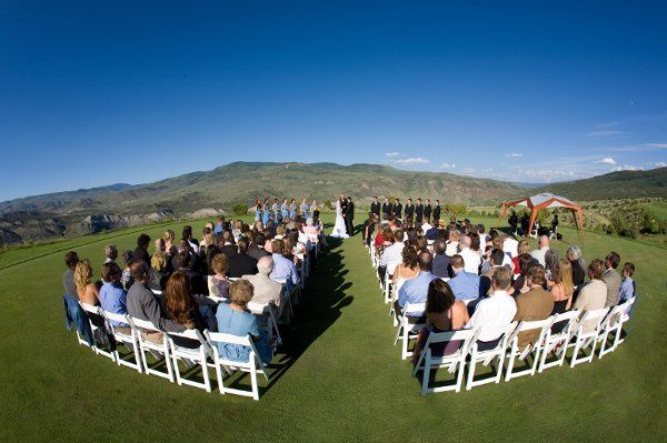 Red Sky Ranch - Outdoor Ceremony