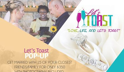 Let's Toast Events 1