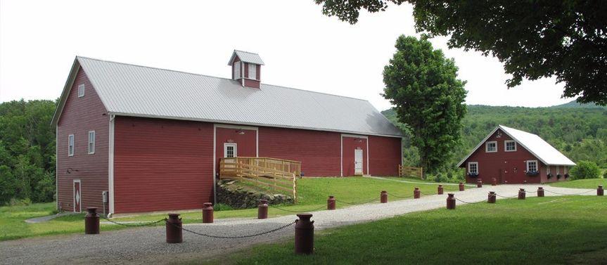 The Mansfield Barn - Venue - Jericho, VT - WeddingWire