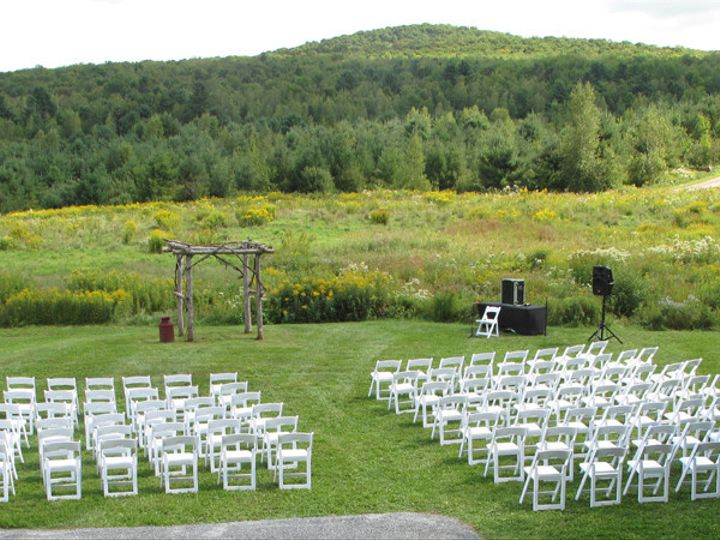 Tmx 1484581672390 Manfield Barn Ceremony Pic Jericho, Vermont wedding venue
